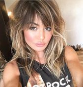 50 fun and exciting ways to update your hairstyle with bangs – new women's hairstyles