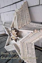 Bonjour, Bookworm ! 48 projets de bricolage fantastiques avec vieux livres…