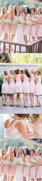 # ärmlösa # brudtärklänningar # brudklänningar #engagementpartydress # kort