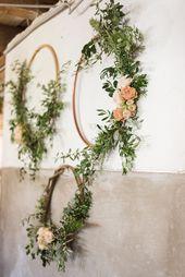 DIY Hochzeit auf einem alten Bauernhof | Hochzeitsblog The Little Marriage ceremony Nook
