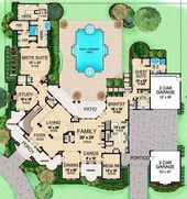 Monticello Place   Texas Floor Plans   Luxury Floo…