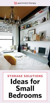 Peachy 1000 Ideas About Organizing Small Homes On Pinterest Bedroom Largest Home Design Picture Inspirations Pitcheantrous