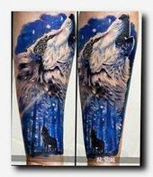 #wolftattoo #tattoo new skull tattoo, best throat tattoos, snake and dragon tattoo, maori symbols and meanings tattoos, tattoos for women on neck, tat…