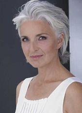 Classy und Nizza kurze Haare für ältere Damen – Frisuren – Frisur – Haar Modelle
