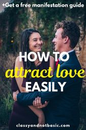 How to manifest and attract love
