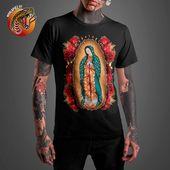 Jungfrau Jungfrau von Guadalupe Neo traditionell und traditionell | Etsy ⭐⭐⭐⭐⭐