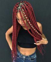 Frisuren für schwarze Mädchen mit kurzen Haaren   Schwarze kurze Haare Designs   Layered Bob für feines Haar 20190507 –  – #Kurzhaarfrisuren