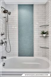 Shower Tile Inspiration Ideas Design.