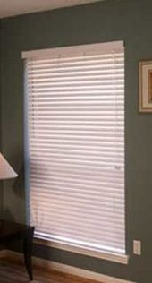 Fauxwood Impressions Room Darkening White Venetian Blind Size 25 25 W X 42 L Blinds Venetian Blinds Shades Blinds
