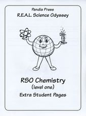 R.E.A.L. Science Odyssey Chemistry 1 Extra Student Pages
