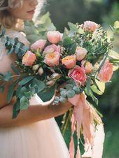 Brautstrauß für den Frühling – neue Ideen! – Hochzeit