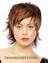 Kurzhaarfrisuren Frauen Rundes Gesicht Best Of Kurzhaarfrisuren Damen Rundes Gesicht – #damen #frauen #Gesicht #kurzhaarfrisuren #rund