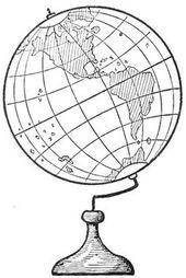 Comment Dessiner La Terre : comment, dessiner, terre, #draw, #World, #Globes, #with, #easy, #step, #drawing, #tutorial, Dessin, Terre,, Carnet, Dessin,