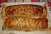 Mis recetas dulces y saladas: lomo de cerdo en hojaldre (solomillo …   – PANADERIA