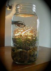 Top 15 Most Creative DIY Mason Jar Craft Ideas | C…