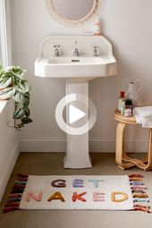 Photo of Get Naked Arcobaleno Bath mat