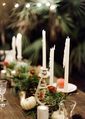 10 Winter Wedding Centerpieces That Are Pure Magic
