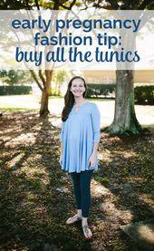Tunika Fashion Friday Deal: Kleiden Sie eine Beule für weniger – Kleiden Sie Ihre Schwangerschaftsbeule …   – My Boards