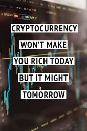 Should you invest in cryptocurrency? Hereu2019s t…