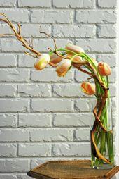So integrieren Sie Tulpen in Ihr Frühlingsdekor: 49 Ideen   DigsDigs