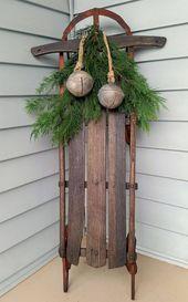 32 wunderbare rustikale Winterdekor-Ideen, die noch nach Weihnachten arbeiten