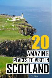 20 absolut erstaunliche Dinge, die man in Schottland unternehmen kann