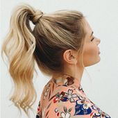 Usage hairpin to clip up shorter strays at the nape or iron curl them for a softening effect. If you're great at working your hair, you can leave …