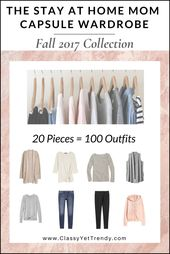The Keep At Dwelling Mother Capsule Wardrobe: Fall 2017 Assortment