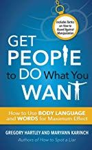 Read Book Get People To Do What You Want How To Use Body Language