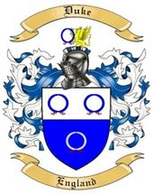 Резултат с изображение за duke coat of arms