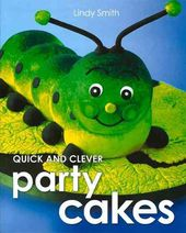 A stunning collection of 20 children's party cakes, all easy to make, from a…