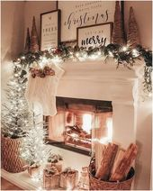 10 Farmhouse Christmas Decor Ideas That Are Simple And Cheap
