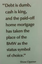 Cash Is King This Is What We Are Striving Towards Cash King