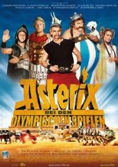 Astrix And Oblix Compete At The Olympics In Order To Help Their