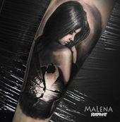 Done with @radiantcolorsink Vitaliy Tattoomarket S…