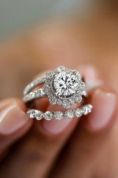 24 anillos de boda únicos para alguien especial   – Forever after
