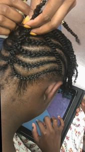 ✔ Hairstyles For Kids Videos Men #haircolor #longhair #behindthechair