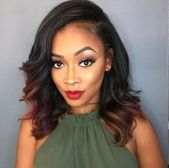 Top 25 Quick Weave Hairstyles