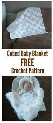 Baby Blanket Baby Blanket Crochet Pattern Free Afghan Throw