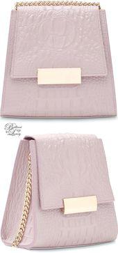 Brilliant Luxury by Emmy DE ♦ Boudoir des Lubies Paris ~ Capucine Croco Lavand…