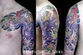 Japanese Style Octopus tattoo Octopus Tattoo | Flickr-Photo …,  #FlickrPhoto #Japanese #Oct…