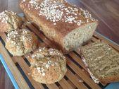 Haferflocken-Quark-Brot, ein beliebtes Rezept aus der Kategorie Backen. Bewertungen: 68. Durchschnitt: Ø 4,6. – Rezepte kochen und backen