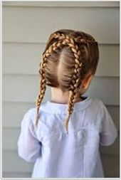 ✔ Hairstyles For Girls Kids Beauty #hairstyles2017 #hairstylesposts #hairstyle…
