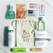 Adorable and hilarious hangover kits to give out to your bride tribe post-bachel…