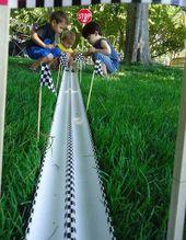 20 einfache PVC-Rohrprojekte für Sommerspass für Kinder