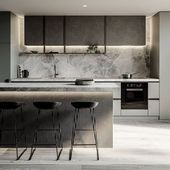 38+ Fabulous Modern Kitchen Sets on Simplicity , E…