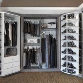 Giyinme Odaları İçin Dekorasyon Fikirleri