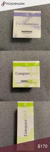 Clinical Care ConquerZit Clinical Care Skin Care brand Masquerade $30 Nutriti#de…