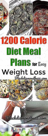 1200 Calorie Diet Meal Plans Low Carb For Weight Loss : Lose 20 Pounds in a Mont…