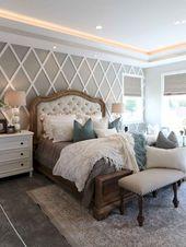56 moderne Bauernhaus Schlafzimmer Ideen